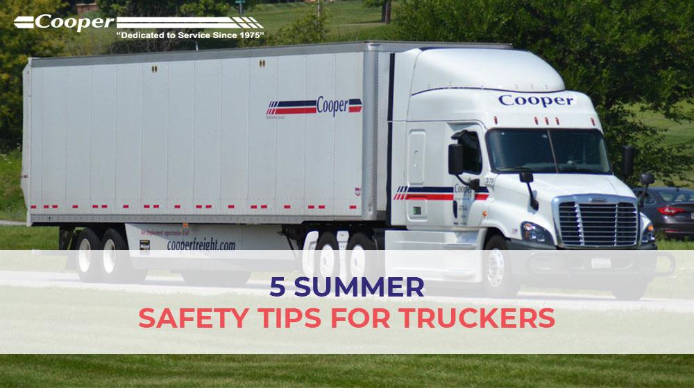 Midsouth-Truck driving jobs-Cooper